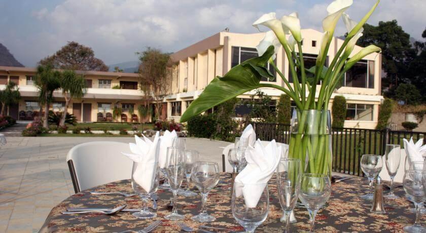Hotel y Centro de Convenciones Jardines del Lago