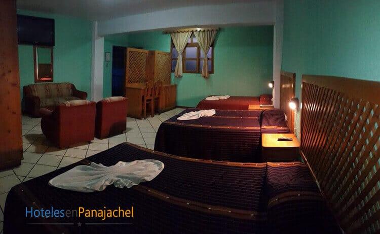Hotel Kakchiquel en Panajachel
