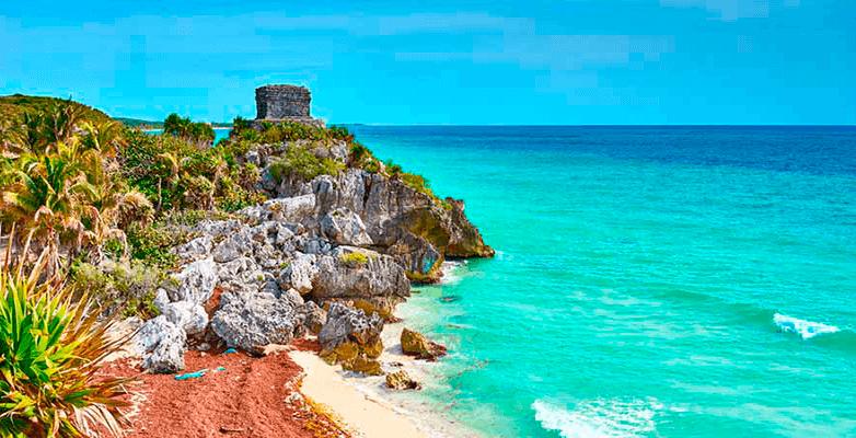 playa-del-carmen-amanecer