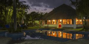 Hotel Dos Mundos en Panajachel