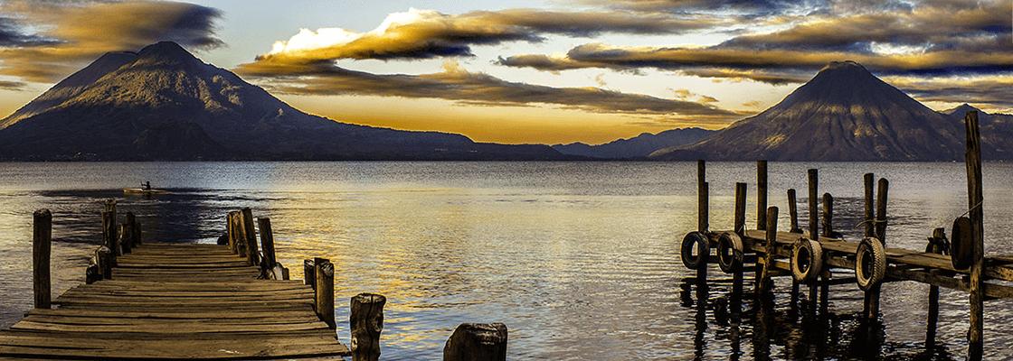 Hoteles en Panajachel a la orilla del lago