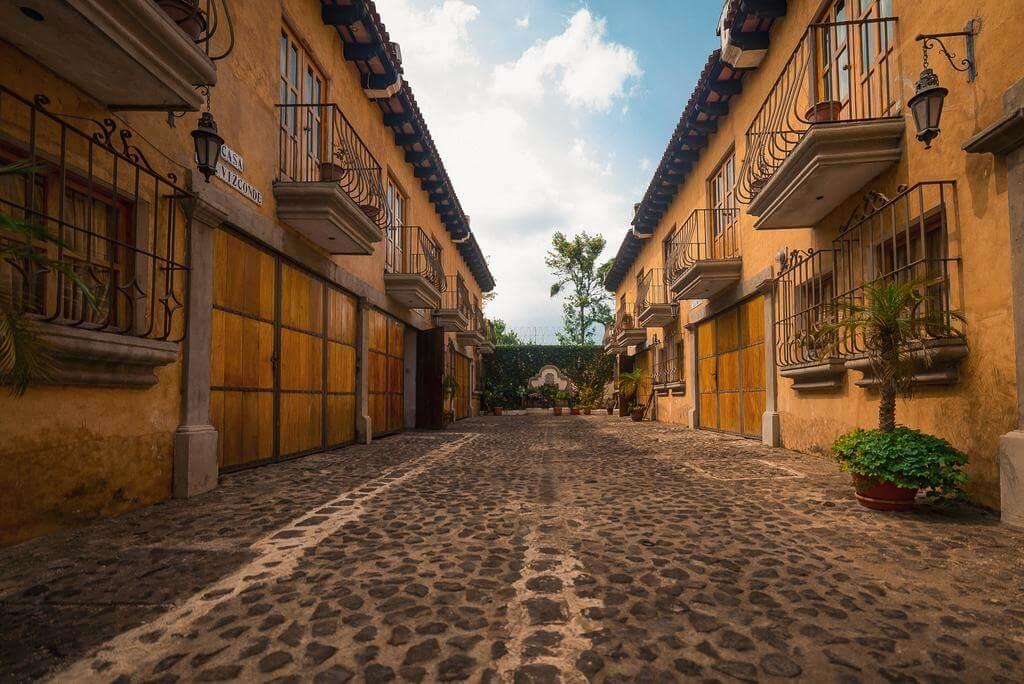 Casa Colonial Antigua Guatemala